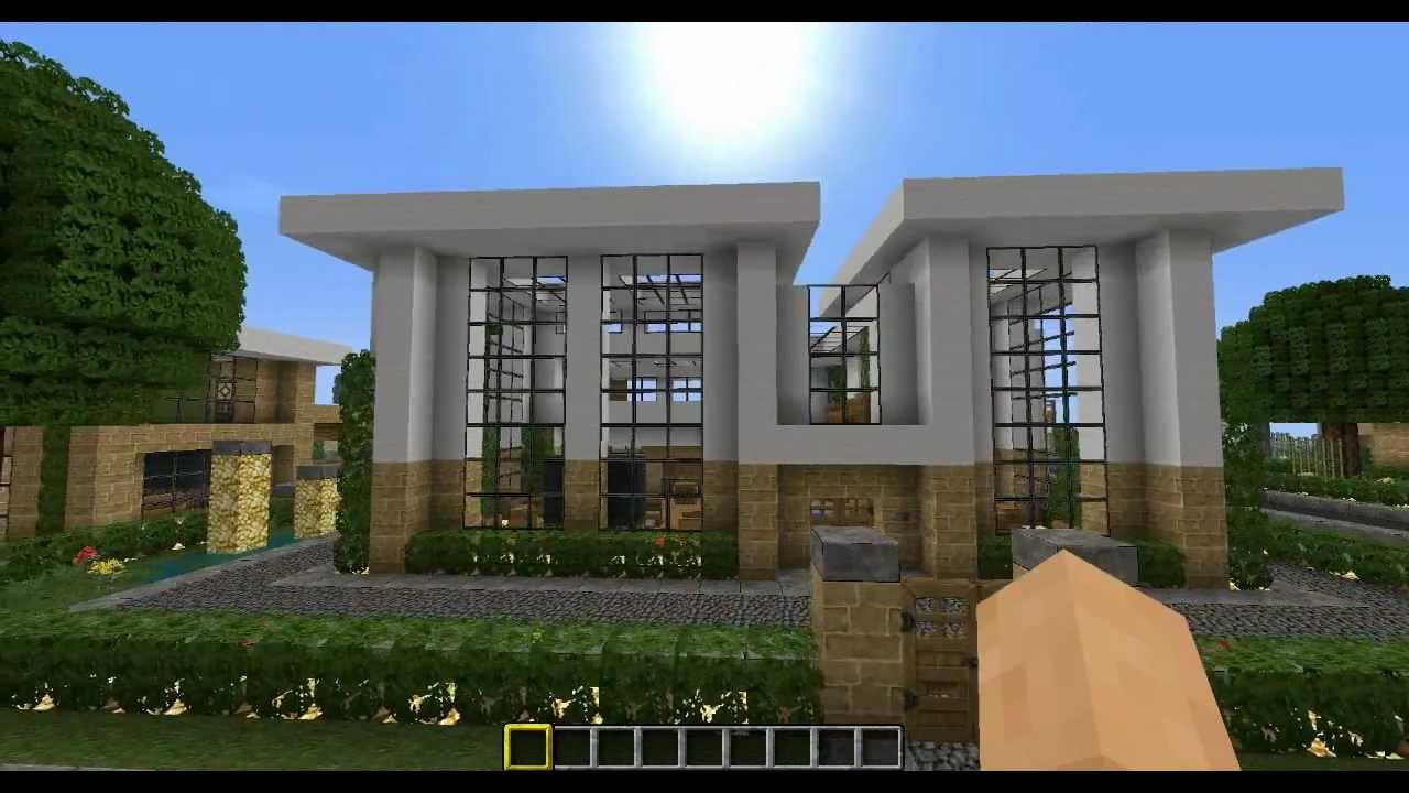 Minecraft Modern City Old House 6 Youtube