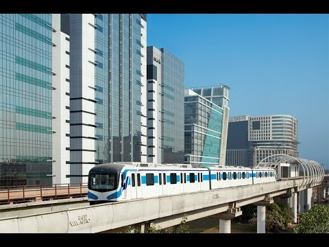 Made in India - Metro Rail System