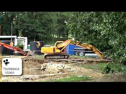 budowa basenu w Trzebnicy