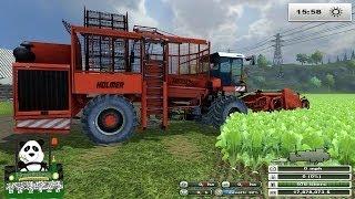 Farming Simulator 2013 Mod Review Holmer Terra Dos