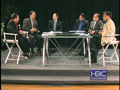 Hmong 18 Council of Minnesota on HBC TV.