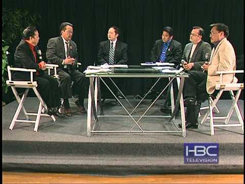 Hmong 18 Council of Minnesota on HBC TV.
