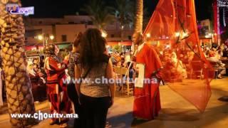 بعد غياب كبير..الفنان حميد الزاهير في احتفالات الطائفة اليهودية بعيد العرش بمراكش |