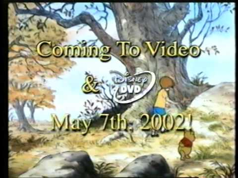 Opening to Peter Pan 2002 VHS [True HQ]
