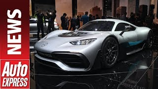 Meet the Mercedes-AMG Project ONE - the road car with an F1 engine.... Auto Express.