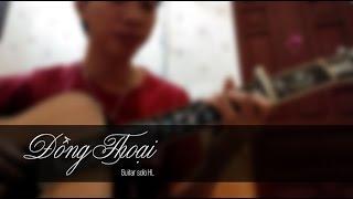 Đồng Thoại (TongHua) - Phía sau ánh mắt buồn Guitar solo Hoang Luu