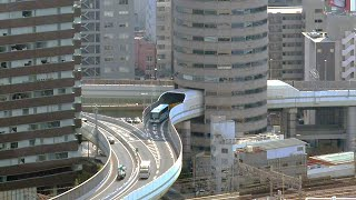 Highway through a Building Story ★ ONLY in JAPAN