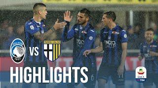 10ª Serie A TIM   Atalanta-Parma 3-0   Highlights