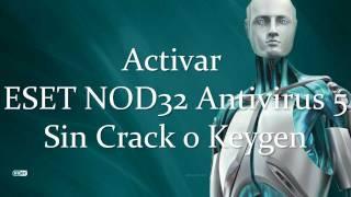 Activar ESET NOD32 Antivirus 5 Sin Crack O Keygen.mp4