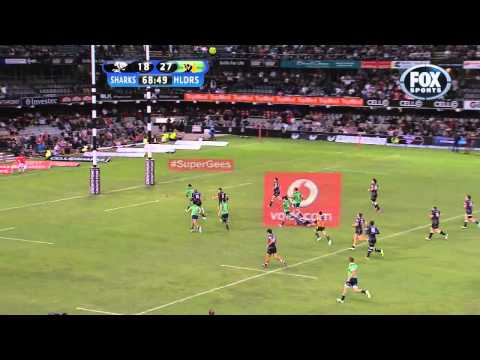 Fox Rugby: The Shortball (Rd. 11) 2014 | Super Rugby Video Highlights