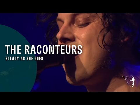 The Raconteurs - Steady, as She Goes (Live at Montreux 2008)