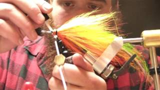 How To Tie The Fire Tiger Musky Fly