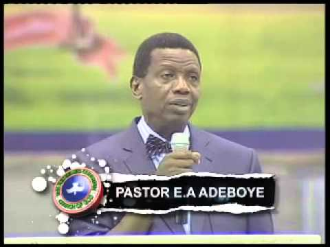 PURPOSE OF VICTORY by Pastor E. A. Adeboye
