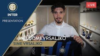 SIME VRSALJKO | PRESS CONFERENCE | Inter 2018/19 🎙️⚫️🔵??