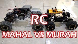 Beda RC Rock Crawler Murah VS Mahal (Kelas Hobby)
