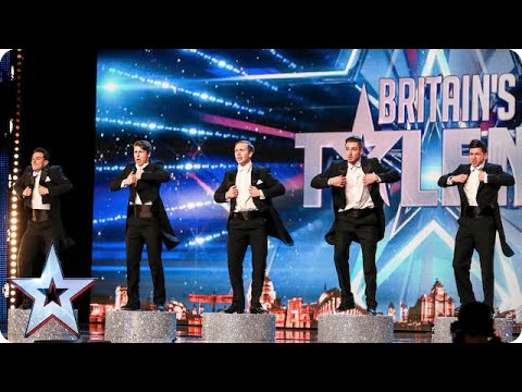 Will Beat Brothers charm the Judges with their tap dance? | Britain's Got Talent 2015