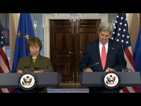 "Donetsk referendum ""contrived and bogus"" says Kerry"