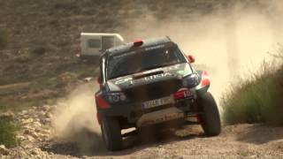 Saturday 19th July- Baja Aragón 2014