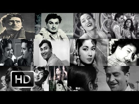 100 Years Of Indian Cinema- Evergreen Superstars- Part 1