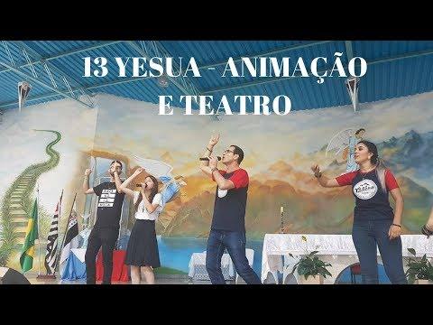 13° Yeshua | Parte 1 - 15.11.2017 | Animação e Teatro | ANSPAZ