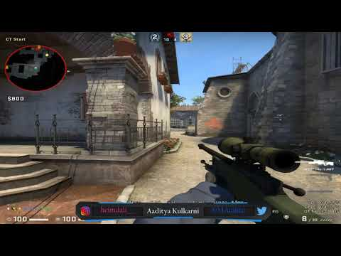 CS:GO LIVE highlight #GGWP