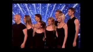 ATTRACTION BRITAIN'S GOT TALENT 2013 FINAL PERFORMANCE