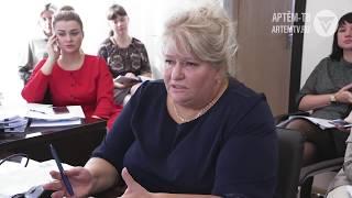 Снежный коллапс преградил путь на заседание артёмовским депутатам