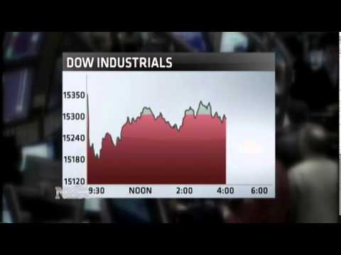 Wall Street's Volatile Day (5/23/13)