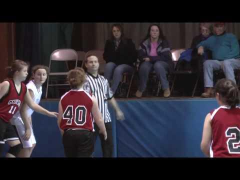 Rouses Point - Georgia 5&6 Girls 2-19-11