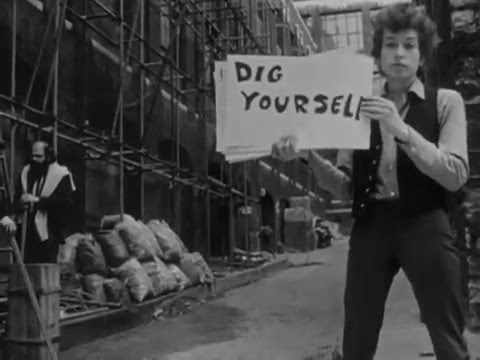 15. Dont Look Back  (D.A. Pennebaker, 1967)