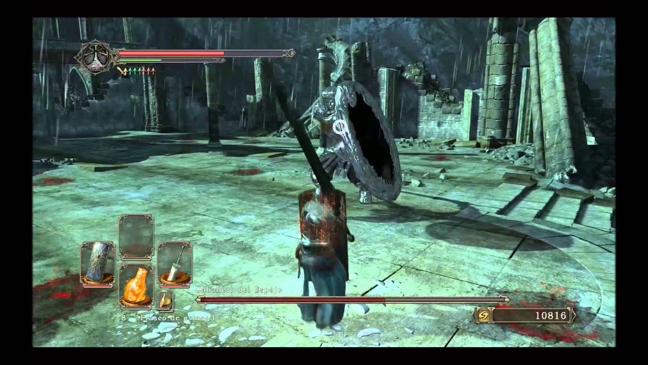 Mirror knight dark souls 2 youtube for Mirror knight