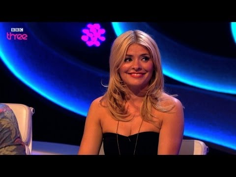 Holly Willoughby sweats about cutlery - Sweat the Small Stuff: Extra Sweaty - Episode 1 - BBC Three