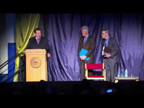 Bill Clinton Speech - Westchester Community College Fund Raising Event