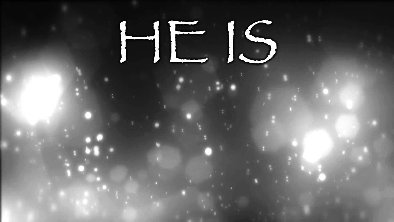 he is by aaron jeoffrey lyric video youtube