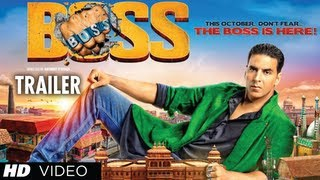 BOSS Trailer Akshay Kumar Movie 2013 (Official) Latest