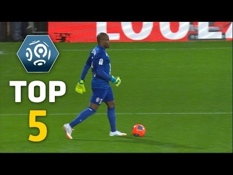 Week 37 : best goalkeeper saves - Ligue 1 - 2013/2014