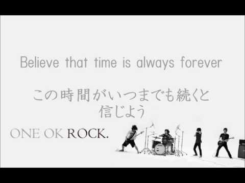 【和訳】ONE OK ROCK「Clock Strikes」