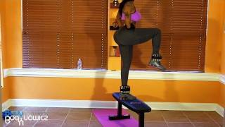 The Best Butt Video Ever! (4 Exercises!)
