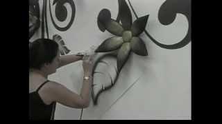 3D - Murales y decoraciones