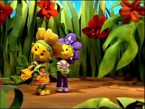 FIFI - 8 - Orechy v kvetinovej záhrade