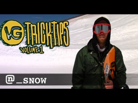 Snowboard Trick Tips: Backside 180s With Jordan Mendenhall At High Cascade