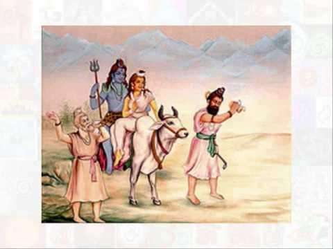 Marathi Shri Shiva Mahimna Stotra (मराठी महिम्न)