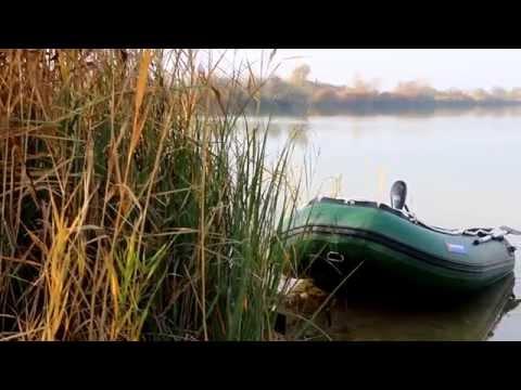 Lov kaprov v novembri na jazere Jurský kapor