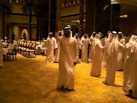 Emirates Palace: UAE Traditional wedding celebration