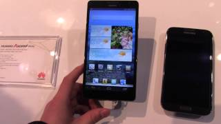 Huawei Ascend Mate 6.1-inch Hands On view on youtube.com tube online.