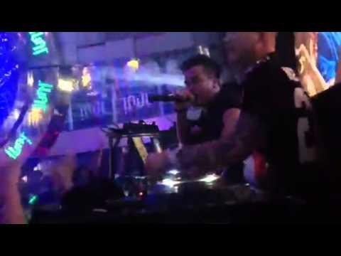 DJ Tommy đánh căng đét, xung quá Ibar 15-6-2014