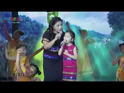 Bóng cây K'nia - NSND Thanh Hoa & Thu An - Liveshow 5 Đồ rê mí 2014