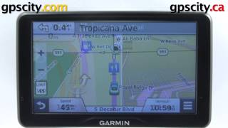 Garmin Nuvi 2797LMT: Real Directions Instructions With GPS