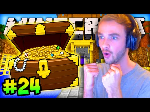 MINECRAFT (How To Minecraft) - w/ Ali-A #24 -