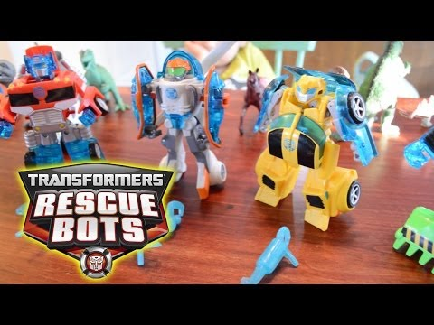 Rescue Bots Bumblebee Toy Rescue Bots Transformers Toys